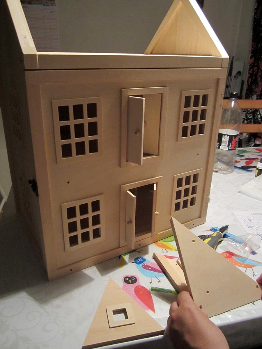 Talon rakennus